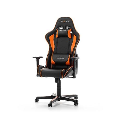 DXRacer Formula F08 Gaming-/kontorsstol Svart/Orange