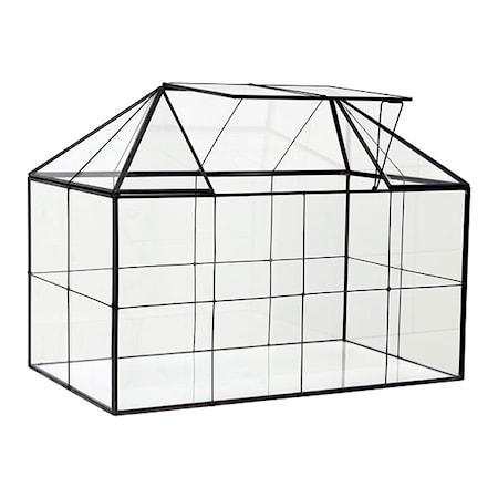 Mini Glas Växthus