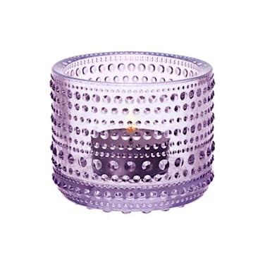 Kastehelmi Ljuslykta 64 mm Lavendel