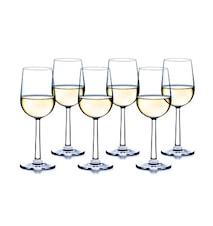Grand Cru Vinglas Bordeaux Vitt vin 32 cl 6 st