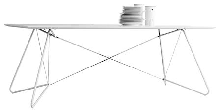 OK Design On a String table 170x90 - vit