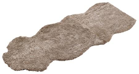 Skandilock Aussie Longo Korthårig fårskinnsfäll ca 60x140 cm - Cork