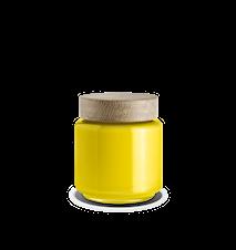 Palet Förvaringsburk, 0,5 l, gul