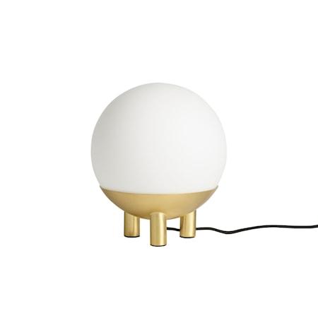 Bilde av Hoop Bordlampe Midi - Messing