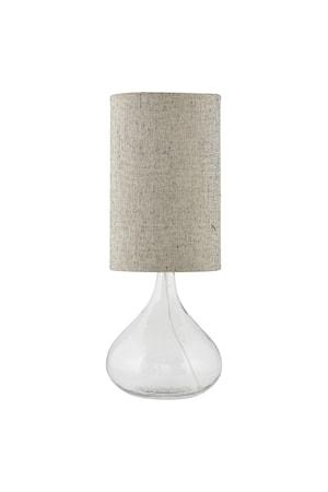 Lampskärm Med Ø 24x38cm Grå/Brun