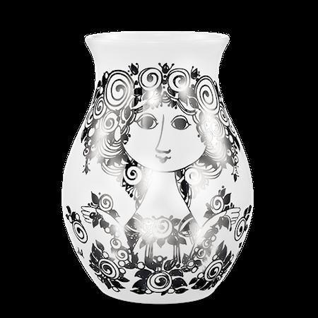 Bilde av Björn Wiinblad Vase, Rosalinde, sölv, H 26 cm