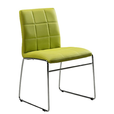 Falsterbo Cube stol - Lime