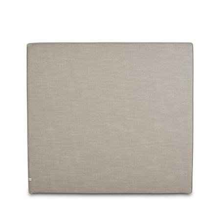 Mille Notti Alexandra sänggavel linen - 105 cm, Natur