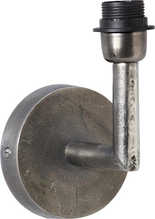 Bilde av Columbus Vegglampe Råsølv 22 cm