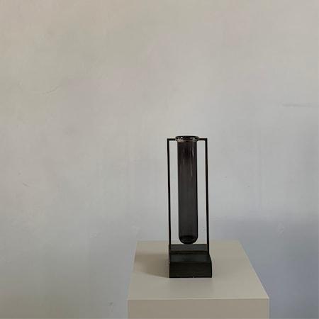 Tate Mini Vas Burned Black