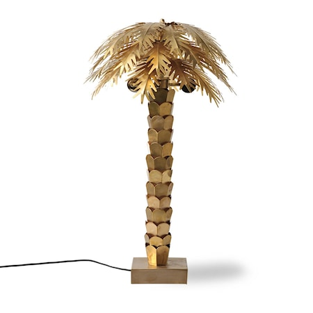 Lampa Palm Mässing 68cm