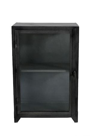 MUUBS Iron glass cabinet vitrinskåp ? 1 dörr, liten