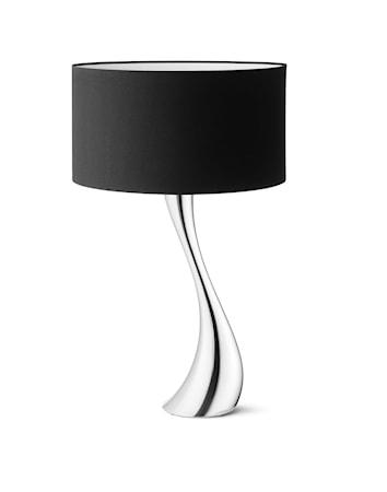 Bilde av Georg Jensen Cobra Bordlampe 72,5 cm Svart/Aluminium