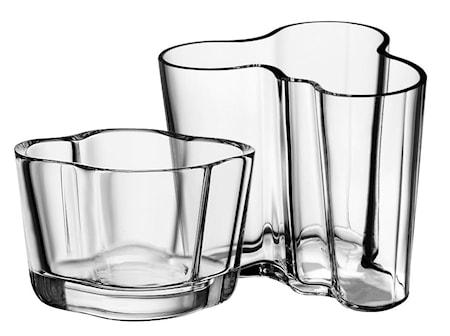 Bilde av Alvar Aalto vase 95 mm + lyslykt 60 mm