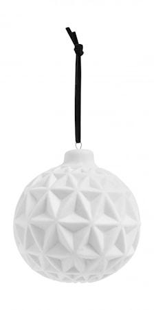 Bilde av CERA Julekule Keramikk Mønster