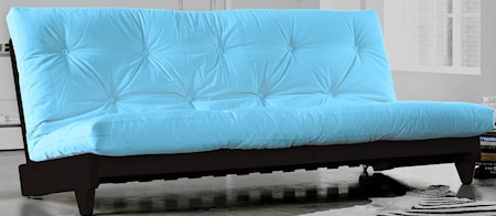 KARUP Fresh soffa - svart/ljusblå