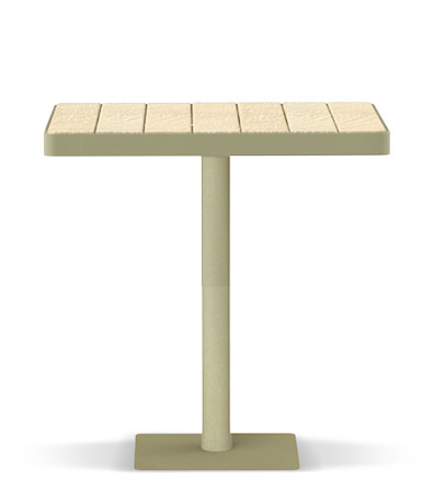 Ethimo Laren square table bord