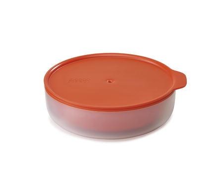 Joseph Joseph M-Cuisine skål låg klar/orange – 55 dl