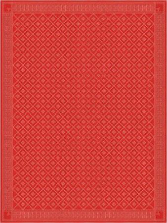 Ekelund ÅTTEBLADROSE 33 Pöytäliina 150X310 CM