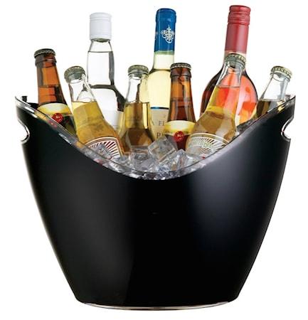 Bar Craft Mix It Black Tonkka viininjäähdytin