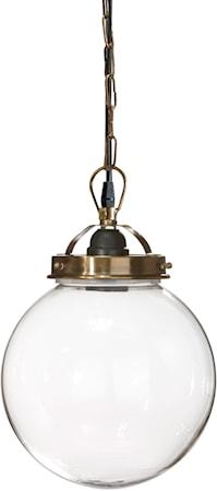 Bilde av PR Home Bretagne Taklampe Antikk messing 40cm