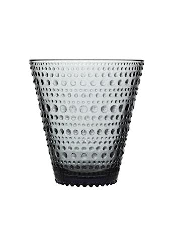 Iittala Kastehelmi dricksglas 30cl grå 2-pack