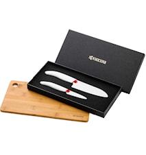 Knivset 3 delar Presentkartong