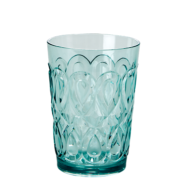 Swirly Tumbler Akryl Mint