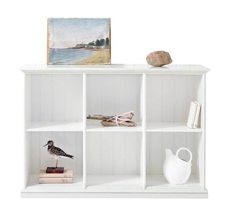 Oliver Furniture Seaside Hylla Låg 3 Sektioner