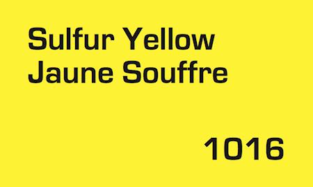 Jieldé Loft C6000 Bordslampa 60x24,5 cm - Sulfur Gul