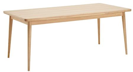 CASØ Furniture CASØ 500 matbord- Vitoljad ek