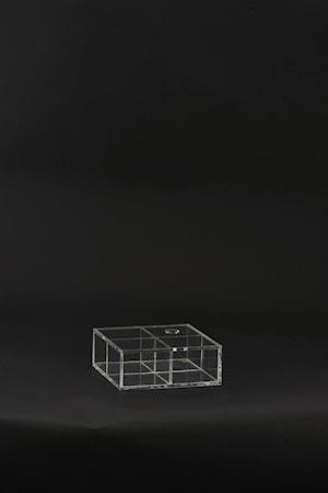 House Doctor Box kannella 16x16x6 cm – Kirkas