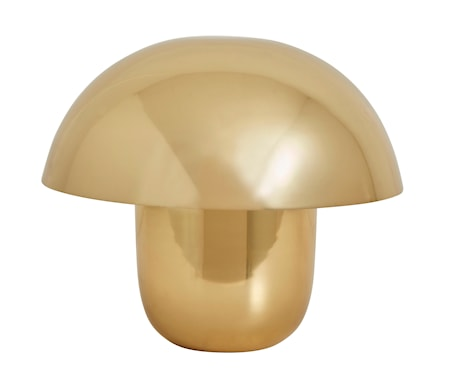 Focus Lampa Curvy Guld