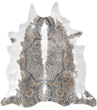 Mineheart Persian Cowhide matta