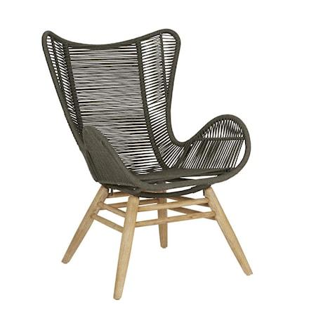 Easy living by Martinsen Ribe Stol 73 cm