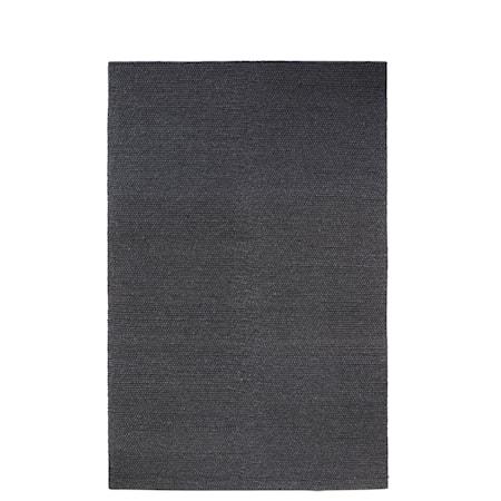 Matta Lugano Mörkgrå 200x140 cm