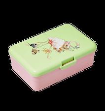 Lunchbox Barn Retro Flamingo
