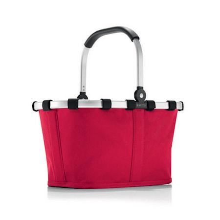 Shoppingkorg XS Röd