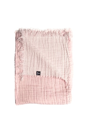 Bilde av Himla Pledd Hannelin 130x170cm rosa