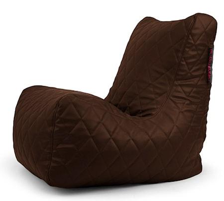 Pusku Pusku Seat quilted outside sittsäck Röd