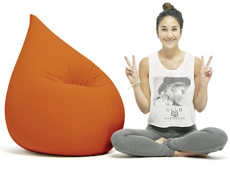 Terapy Ergonomic Living Elly sittsäck - Orange
