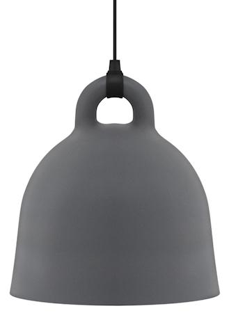 Normann Copenhagen Bell Lamppu Harmaa L