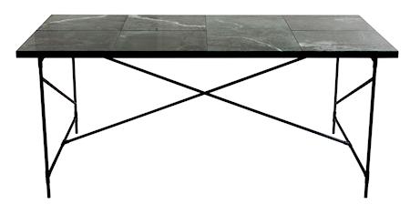 Handvärk Dining table 185 matbord - Grön