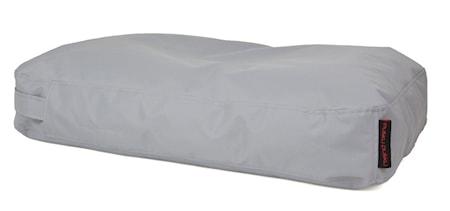 Pusku Pusku Doggy bed OX sittpuff - L, white Grey