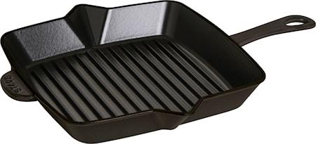Staub Amerikan grilli 26 x 26 cm musta