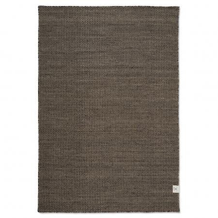 Herringbone Natur/Svart 140x200 cm