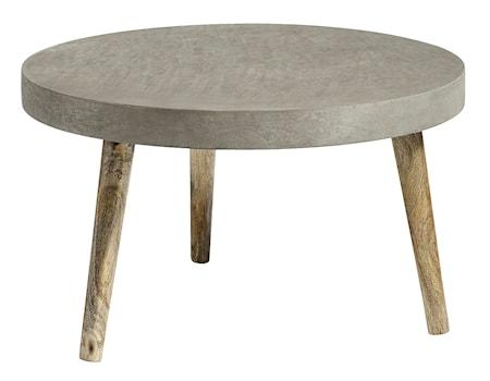 Bilde av Nordal betong sofabord