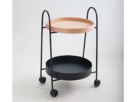 Bord med bakke og hjul 76 cm