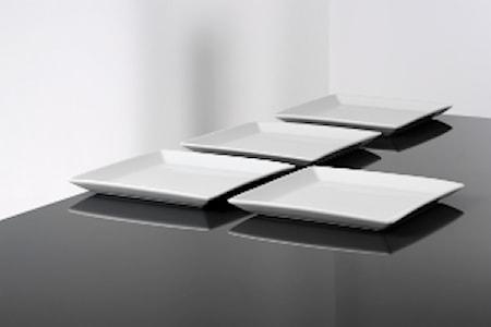 Aida Aroma Square lautanen 26 x 26 cm 4-pack