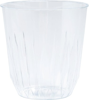 Plastglas 25 cl Diamant 15-pack